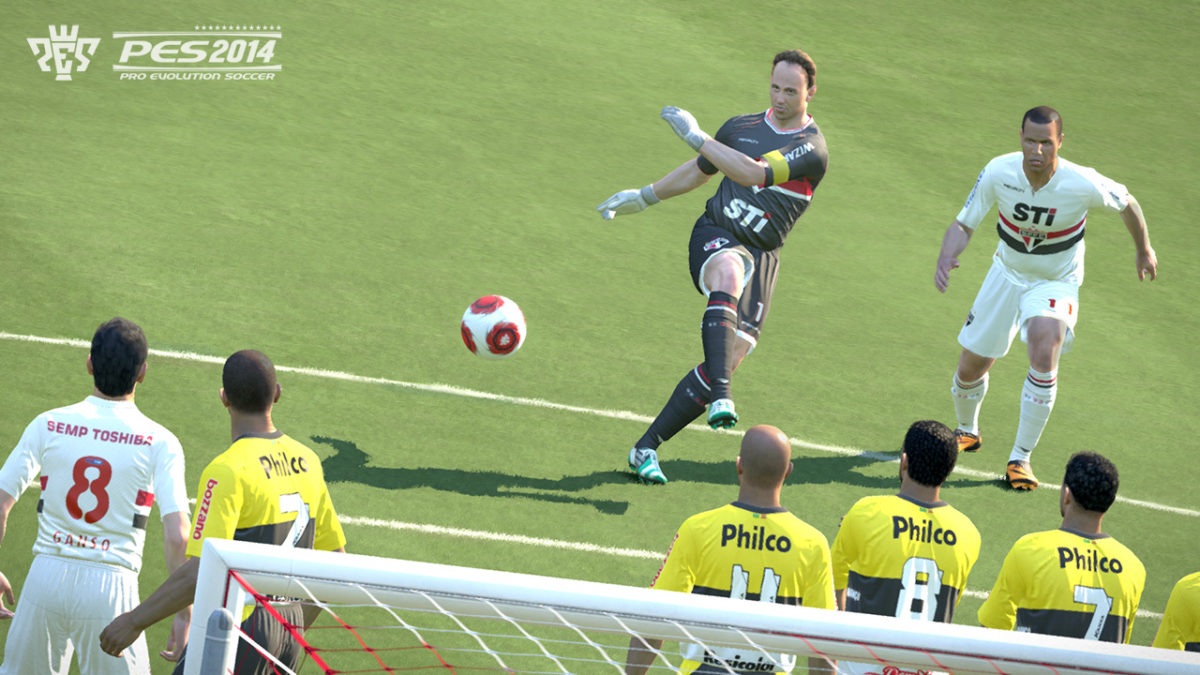 PES 14 Free en Ps Plus @culturageek