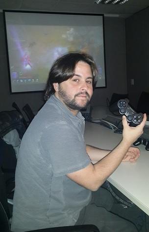 Augusto y Juan probaron el diablo3 PS3 para Cultura Geek