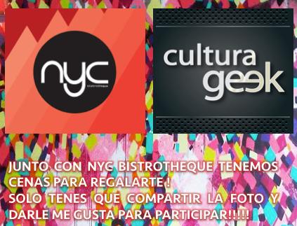 NYC Bistrotheque y Culturageekradio.com