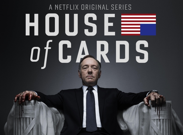 house of cards Cultura Geek pre