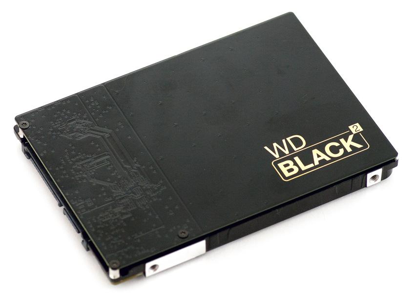 WD black 2 dual drive en cultura geek review reseña
