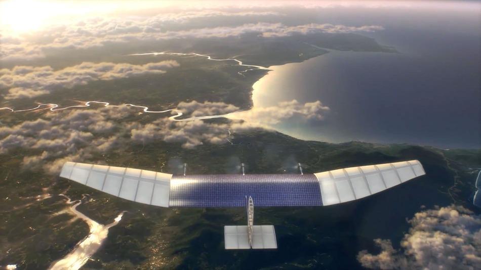 Facebook planea intenet para todos con aviones no tripulados @culturageek
