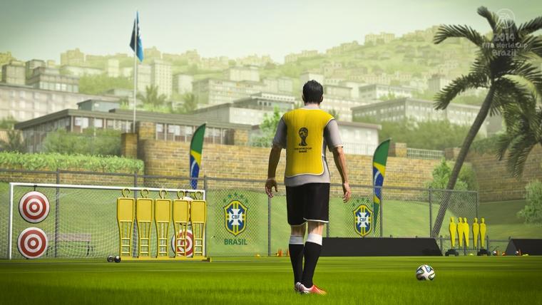FIFA 2014 Brasil World Cup Cultura geek