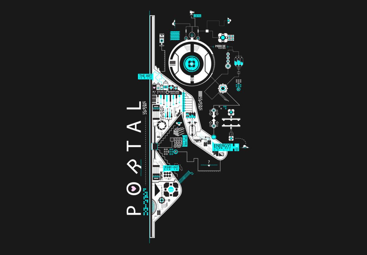 Portal a Shield @culturageek