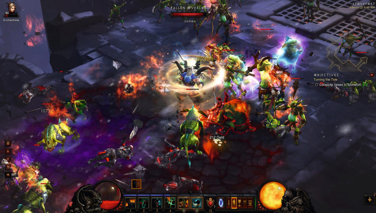 Diablo III: Reaper of Souls @culturageek