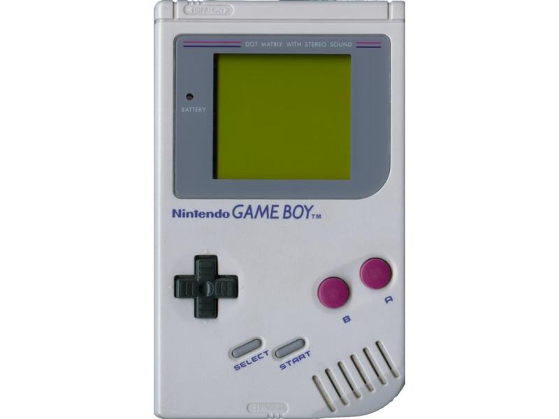 Game Boy cumple 25 años @culturageek