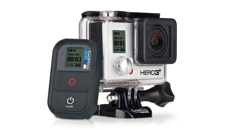 GoPro 3+ Hero Black Edition @culturageek