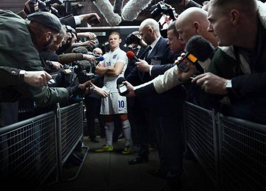 Rooney Nike @culturageek