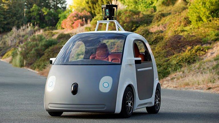 El auto de Google @culturageek