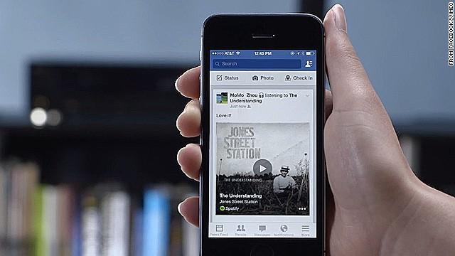facebook music tag culturageek.com.ar