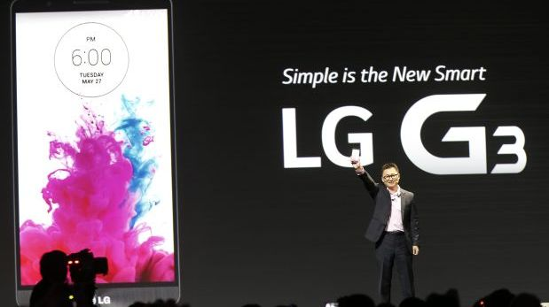 LG G3 @Culturageek