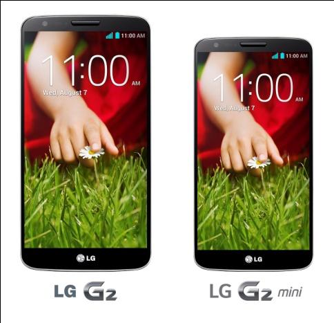 LG G2 Mini familia G @Culturageek
