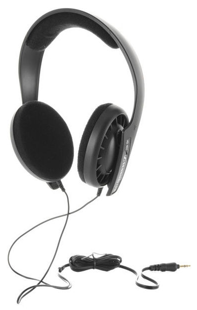 Auriculares Sennheiser HD 407