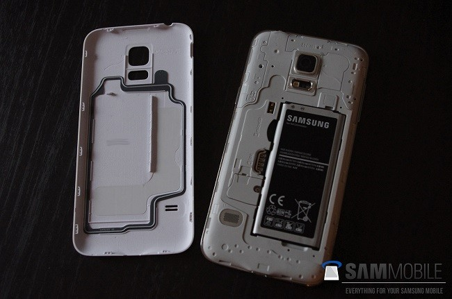 Samsung Galaxy S5 Mini @culturageek