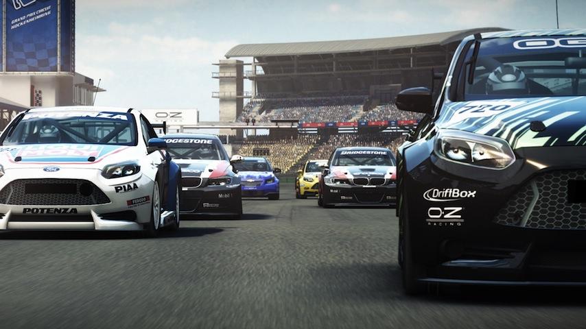 Grid Autosport @culturageek