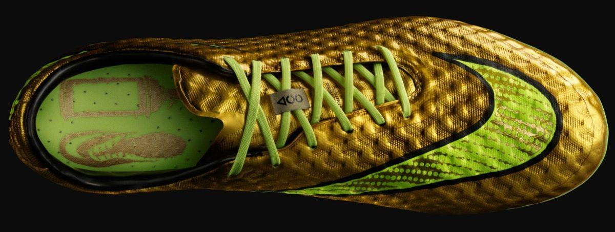 Nike Hypervenom Gold @culturageek
