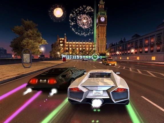 Asphalt Over Drive Gameloft @culturageek