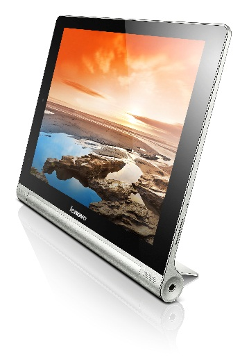 La Yoga Tablet de Lenovo disponible en Argentina
