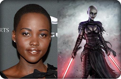 lupita-nyongo-Star-Wars-7-asajj-cultura-geek
