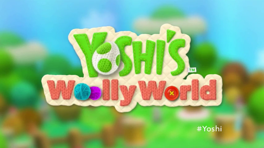 Yoshi Nintendo Wii U @Culturageek
