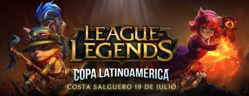 Copa Latinoamericana de League of Legends en Costa Salguero @culturageek