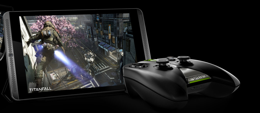 NVIDIA Shield Tablet @culturageek