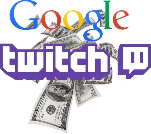 google twitch