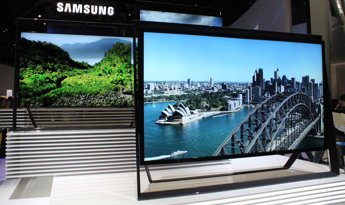 Samsung TV UHD @culturageek