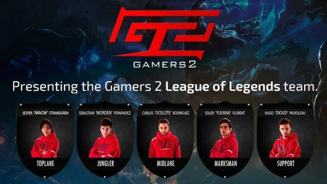Gamers 2 Ocelote @culturageek