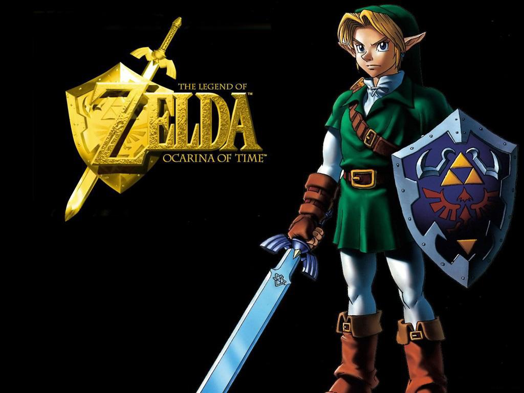 Nintendo Zelda @culturageek