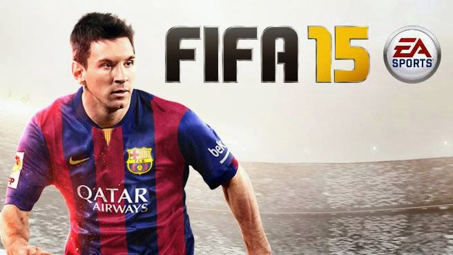 FIFA 15 Messi @culturageek