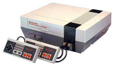 Nintendo NES culturageek.com.ar