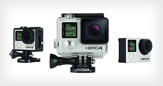 GoPro Hero4 culturageek.com.ar