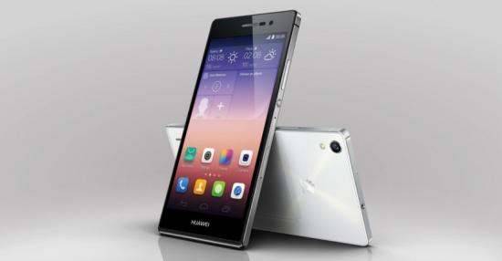 Huawei Ascend P7 @culturageek