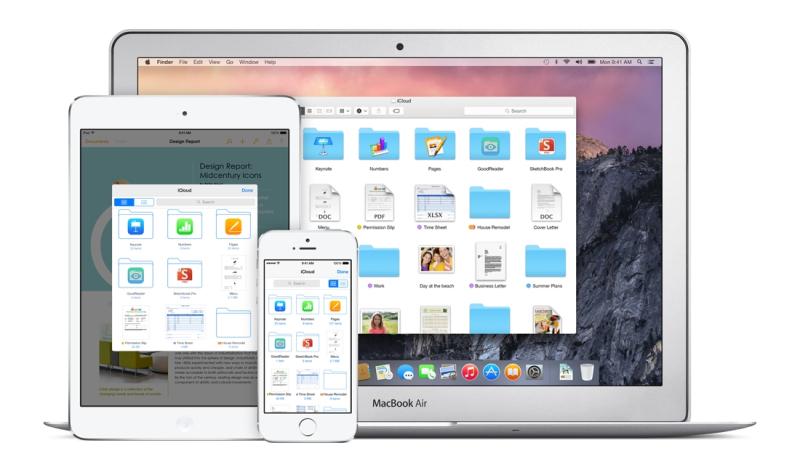 icloud drive Apple @culturageek
