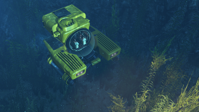 GTA V ps4 xbox one Kraken sub  culturageek.com.ar