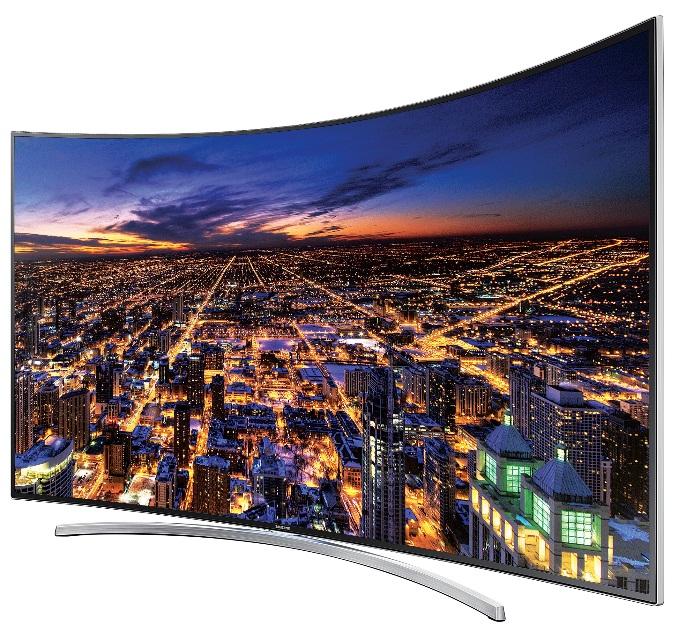 El Samsung Curved TV 55'' H8000 culturageek.com.ar