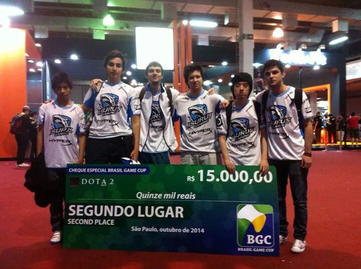 isurus Brasil game cup, culturageek.com.ar
