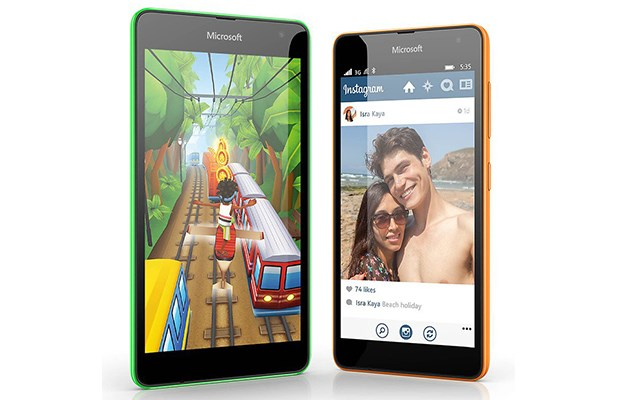 Microsoft Lumia 535 @culturageek
