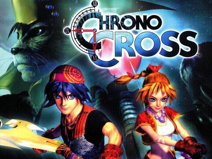 Cultura geek Chrono Cross arte 1