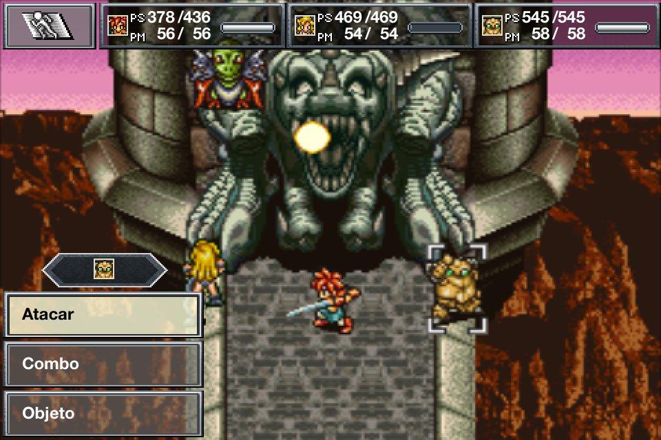 Cultura geek Chrono Trigger screenshot 2