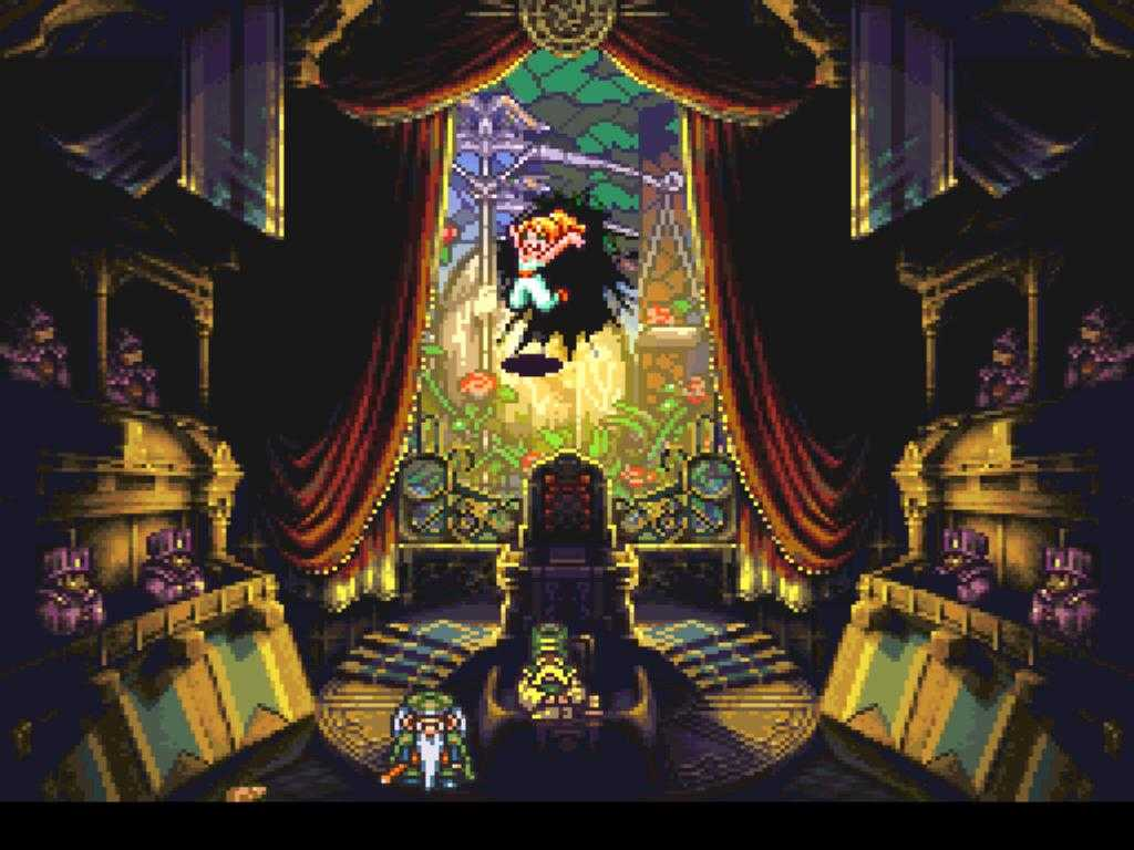 Cultura geek Chrono Trigger screenshot 3