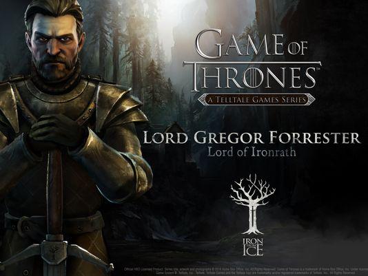 Gregor Forrester