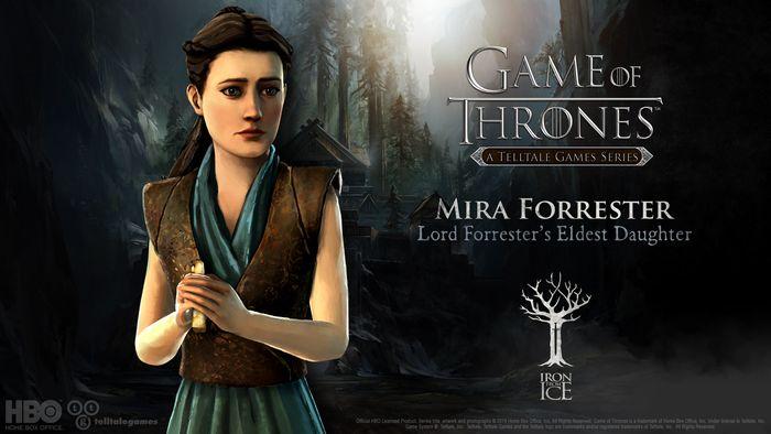 Mira Forrester