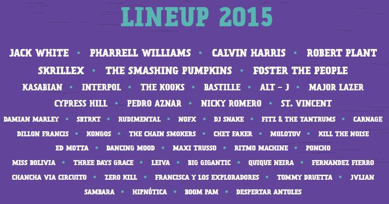 lineup-lollapalooza-argentina-2015-cultura-geek