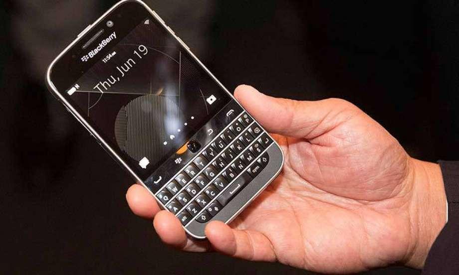 Cultura Geek Blackberry Classic 1