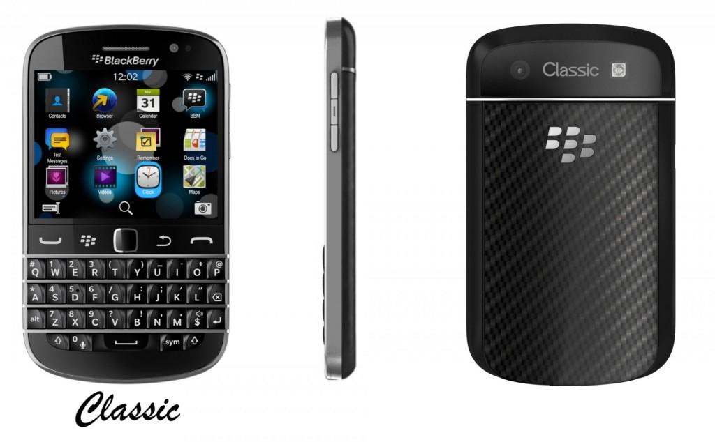 Cultura Geek Blackberry Classic 3