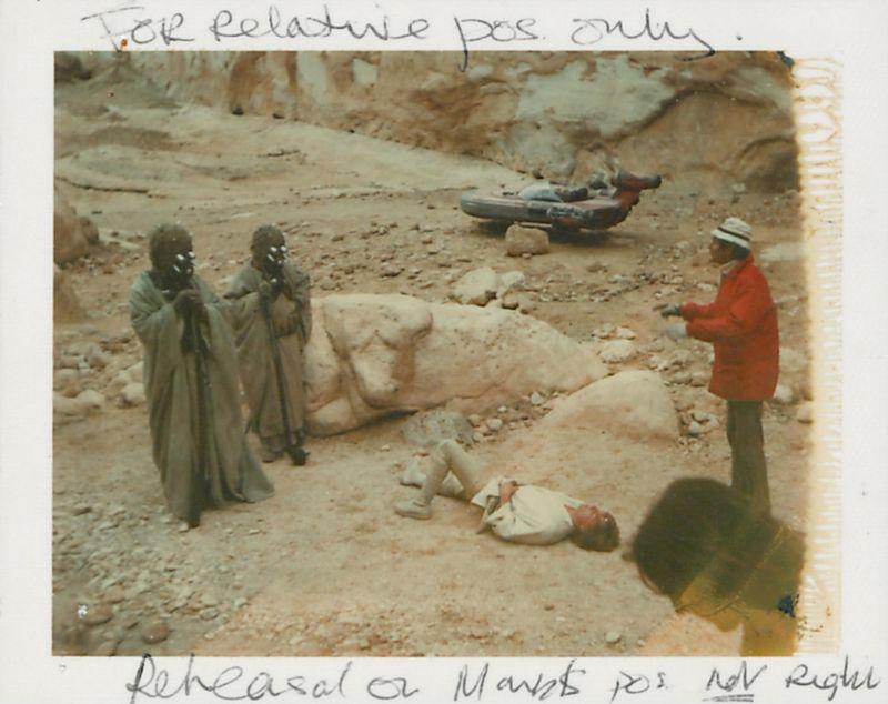 Cultura Geek Fotos de Star Wars Episodio IV 1