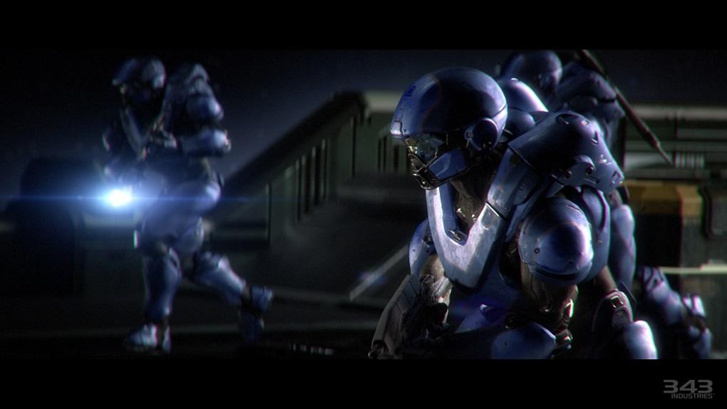 Cultura Geek Halo 5 guardians beta 1