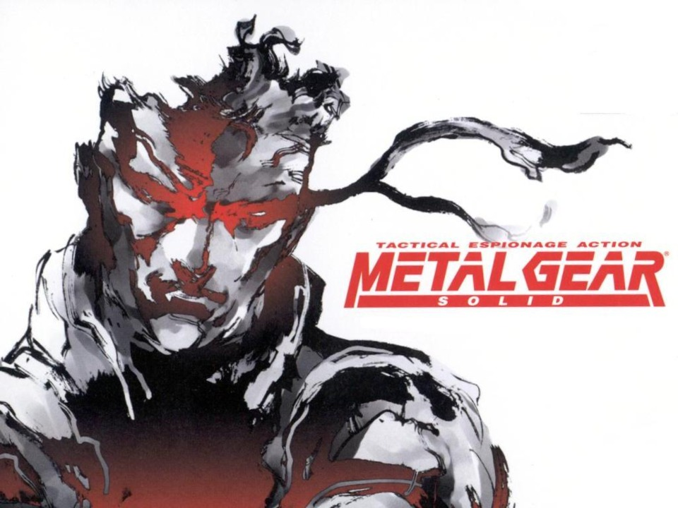 Cultura Geek Metal Gear Solid retro review 1